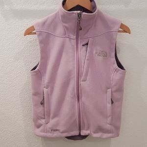 The North Face wind wall vest